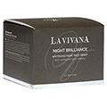 LA VIVANA Night Brilliance Whitening Face Cream 50 Milliliter