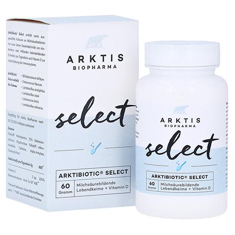 ARKTIS Arktibiotic select Pulver 60 Gramm