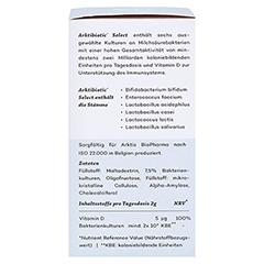 ARKTIS Arktibiotic select Pulver 60 Gramm - Linke Seite