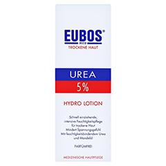 Eubos Trockene Haut Urea 5% Hydro Lotion 200 Milliliter - Vorderseite