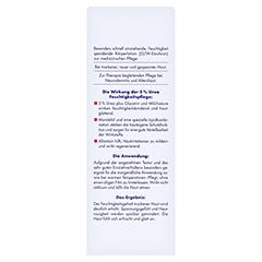 Eubos Trockene Haut Urea 5% Hydro Lotion 200 Milliliter - Rückseite
