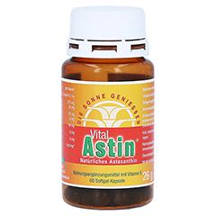 VITALASTIN Astaxanthin 4 mg Kapseln 60 Stück