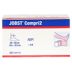 JOBST Compri2 25-32 cm 2-Lagen-Kompressionssystem 1 Stück - Vorderseite