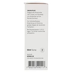 HEIDAK Salvia plus Spray 50 Milliliter N1 - Linke Seite