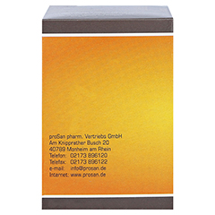 PROSAN Ginkgo+Omega-3 Forte Kapseln 120 Stück - Rechte Seite