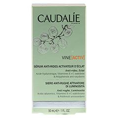 CAUDALIE VineActiv Ausstrahlung aktivierend.Serum + gratis Caudalie VineActiv 3-in-1 Pflege 15ml 30 Milliliter - Rückseite