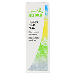 HEIDAK Hedera Helix plus Spray 50 Milliliter N1 - Rückseite