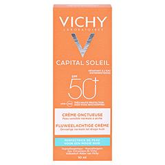 VICHY IDEAL SOLEIL Gesicht 50+ 50 Milliliter - Rückseite