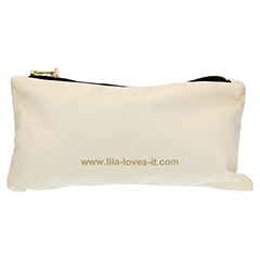 Beauty Bag langhaar Lila Loves it vet. 1 Stück - Rückseite