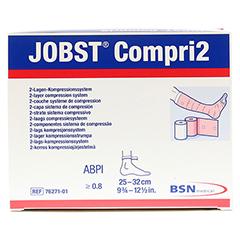JOBST Compri2 25-32 cm 2-Lagen-Kompressionssystem 1 Stück - Oberseite