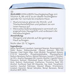 Rugard Hyaluron Feuchtigkeitspflege 100 Milliliter - Rechte Seite