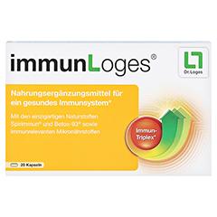 immunLoges 20 Stück - Vorderseite