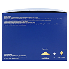 Orthomol Vital f Granulat/Tablette/Kapsel Grapefruit 30 Stück - Rechte Seite