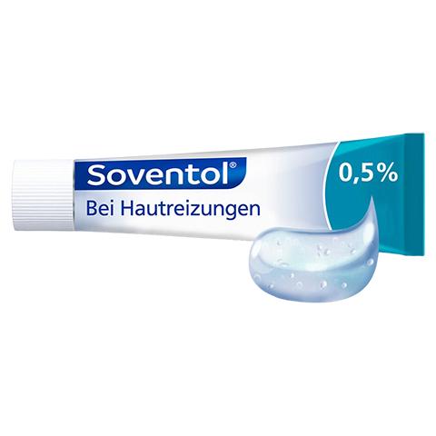 Soventol Hydrocortisonacetat 0,5% 15 Gramm