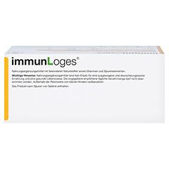 immunLoges 120 Stück - Oberseite