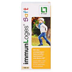 immunLoges Saft 150 Milliliter - Vorderseite