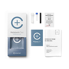 CERASCREEN Melatonin Test-Kit 1 Stück - Oberseite