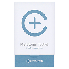 CERASCREEN Melatonin Test-Kit 1 Stück - Vorderseite