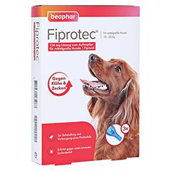 FIPROTEC 134 mg Lösung z.Auftr.f.mittelgr.Hunde 3x1.34 Milliliter