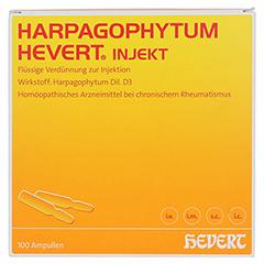 HARPAGOPHYTUM HEVERT injekt Ampullen 100 Stück N3 - Vorderseite