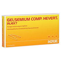 GELSEMIUM COMP.Hevert injekt Ampullen 10 Stück N1