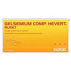 GELSEMIUM COMP.Hevert injekt Ampullen 10 Stück N1 - Vorderseite