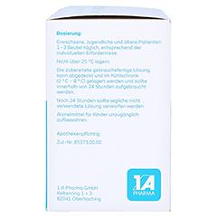 Macrogol-1A Pharma 20 Stück - Rechte Seite