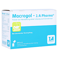 Macrogol-1A Pharma 20 Stück