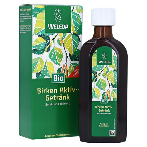 WELEDA Birken Aktiv-Getränk 250 Milliliter