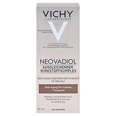 Vichy Neovadiol Ausgleichender Wirkstoffkomplex Reaktivierendes Konzentrat 30 Milliliter - Vorderseite