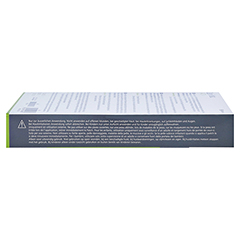 DERMAPLAST Active Cool Patch 10x14 cm 5 Stück - Linke Seite