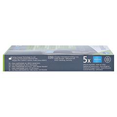 DERMAPLAST Active Cool Patch 10x14 cm 5 Stück - Rechte Seite