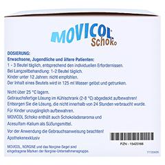 MOVICOL Schoko Plv.z.Her.e.Lsg.z.Einnehmen 50 Stück - Rechte Seite