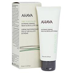 AHAVA Extreme Firming Neck & Décolleté Cream 75 Milliliter