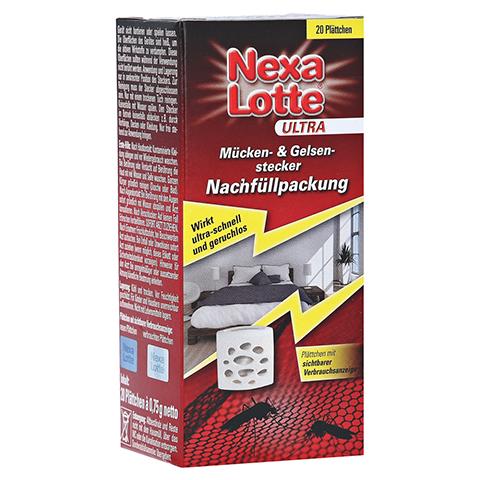 NEXA LOTTE Mückenstecker Nachfüllpackung 20 Stück