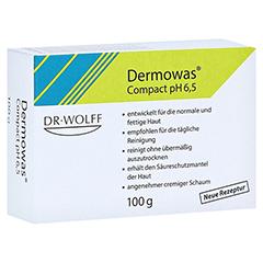 Dermowas Compact Seife 100 Gramm