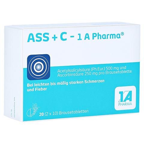 ASS+C-1A Pharma 20 Stück