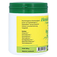 Heidelbergers 7 Kräuter Stern Tee 250 Gramm - Rechte Seite