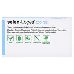 selen-Loges 200 NE 100 Stück - Unterseite