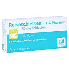 Reisetabletten-1A Pharma 20 Stück N1