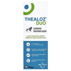 Thealoz Duo Augentropfen 10 Milliliter - Rückseite