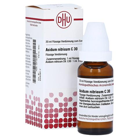 ACIDUM NITRICUM C 30 Dilution 20 Milliliter N1