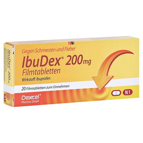 IbuDex 200mg 20 Stück N1