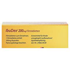 IbuDex 200mg 50 Stück N2 - Oberseite
