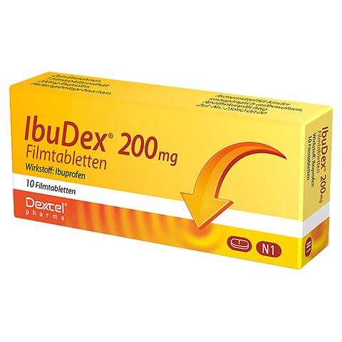 IbuDex 200mg 10 Stück