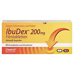 IbuDex 200mg 50 Stück N2 - Vorderseite