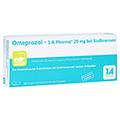 Omeprazol-1A Pharma 20mg bei Sodbrennen 14 Stück