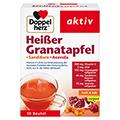 DOPPELHERZ heißer Granatapfel+Sanddorn+Acerola 10 Stück