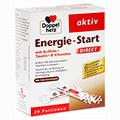 Doppelherz aktiv Energie-Start Direct mit Koffein + Taurin + B-Vitamine 20 Stück