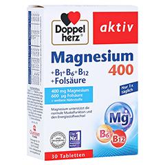 DOPPELHERZ Magnesium 400 mg Tabletten 30 Stück